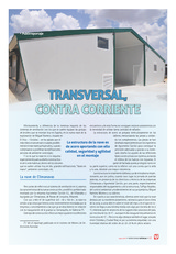 Transversal, contra corriente