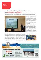Accidente por fuga de amoniaco en una planta avícola de AN en Ávila