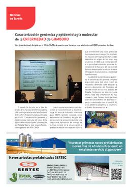 Caracterización genómica y epidemiología molecular de la enfermedad de Gumboro