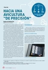"""Hacia una avicultura """"de precisión"""""""