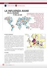 La influenza aviar en el mundo y en la UE