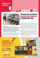 28 empresas españolas  exportarán huevos a Corea del Sur