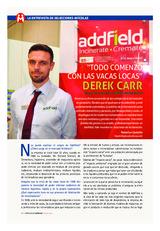 Entrevista a DEREK CARR