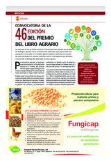 CONVOCATORIA DE LA 46 EDICIÓN DEL PREMIO DEL LIBRO AGRARIO