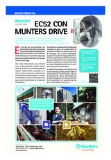 EC52 con  Munters Drive