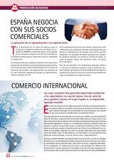 ESPAÑA NEGOCIA CON SUS SOCIOS COMERCIALES