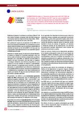 Reglamento relativo a la autorización de un preparado de aceite de tomillo, sintético de anís y polvo de corteza de quilaya