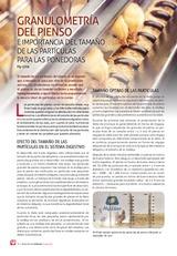 GRANULOMETRÍA DEL PIENSO e importancia del tamaño de las partículas para las ponedoras