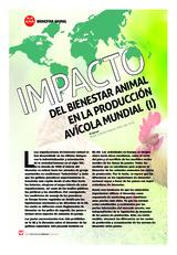 Impacto del bienestar animal en la producción avícola mundial (I)