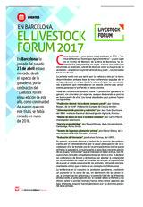En Barcelona, el Livestock Forum 2017