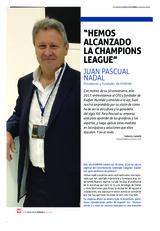 La entrevista de Selecciones avícolas a JUAN PASCUAL NADAL