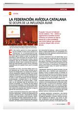 La federación avícola catalana se ocupa de la influenza aviar
