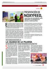 Reconocimiento a la calidad de la Pularda ecológica de Sanchonar/Ecosancho