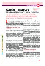 Aseprhu y Federovo  preparan la estrategia del sector productor