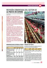 Revisión comentada del sector de la puesta en España