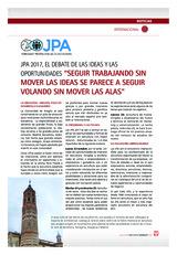 JPA 2017, Jornadas Profesionales de Avicultura en Calatayud