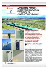 AGROMETAL CARRIÓN, REFERENTE EN INNOVACIÓN Y EFICIENCIA EN CONSTRUCCIONES AVÍCOLAS