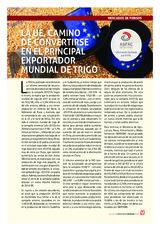 Mercados de piensos: La UE, camino de convertirse en el principal exportador mundial de trigo