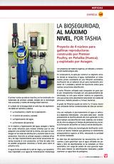 La bioseguridad al máximo nivel, por Tashia