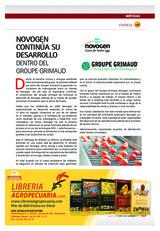 Novogen continúa su desarrollo dentro del Groupe Grimaud