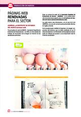 PÁGINAS WEB RENOVADAS  PARA EL SECTOR