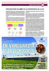 Presentación del Enc en la Conferencia de la IEC