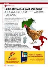 LA INFLUENZA AVIAR SIGUE GOLPEANDO A LA AVICULTURA  ITALIANA