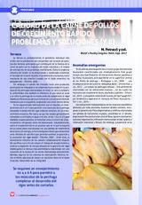 CALIDAD DE LA CARNE DE POLLOS  DE CRECIMIENTO RÁPIDO:  PROBLEMAS Y SOLUCIONES (y II)