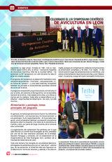 Celebrado el LIV SYMPOSIUM CIENTÍFICO  DE AVICULTURA en León