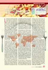 UE mejora en la producción de cereales y record de oleaginosas