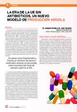 La Era de la UE sin antibióticos, un nuevo modelo de producción avícola