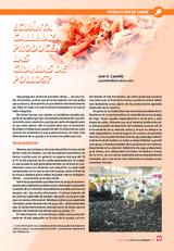 ¿CUÁNTA GALLINAZA PRODUCEN LAS GRANJAS DE POLLOS?