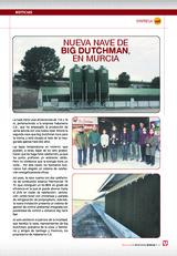 NUEVA NAVE DE BIG DUTCHMAN, EN MURCIA
