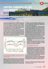 CONTROL AMBIENTAL DE  LOS GALLINEROS EN ÉPOCA FRÍA