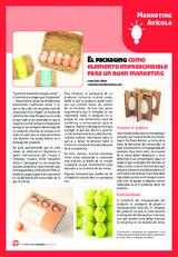 El packaging como elemento imprescindible para un buen marketing