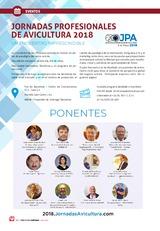Jornadas Profesionales de Avicultura 2018