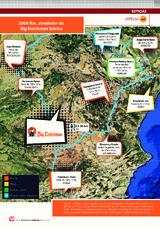 2000km alrededor de Big Dutchman Ibérica