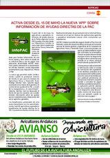 ACTIVA DESDE EL 15 DE MAYO LA NUEVA 'APP' SOBRE INFORMACIÓN DE AYUDAS DIRECTAS DE LA PAC
