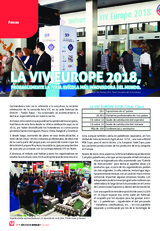 LA VIV EUROPE 2018, PROBABLEMENTE LA FERÍA AVÍCOLA MÁS INNOVADORA DEL MUNDO.