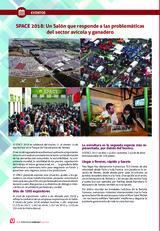 SPACE 2018: Un Salón que responde a las problemáticas del sector avícola y ganadero