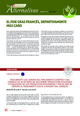 EL FOIE GRAS FRANCÉS, DEFINITIVAMENTE MÁS CARO