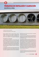Problemas de ventilación y calefacción en época fría
