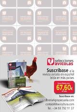 Publicidad Suscripciones Selecciones Avícolas