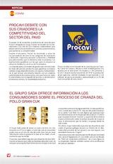 Noticias: PROCAVI debate con sus criadores la competitividad del sector del pavo