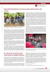 Noticias: Recuperación de las gallinas mapuches, en Chile