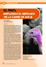 El pavo, ampliando el mercado de la carne de ave (I)
