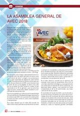 La asamblea general de AVEC 2018