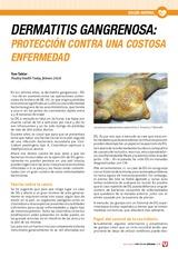DERMATITIS GANGRENOSA: PROTECCIÓN CONTRA UNA COSTOSA ENFERMEDAD