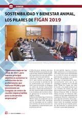 SOSTENIBILIDAD Y BIENESTAR ANIMAL, LOS PILARES DE FIGAN 2019