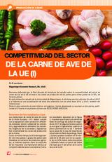 COMPETITIVIDAD DEL SECTOR DE LA CARNE DE AVE DE LA UE (I)